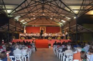 Concierto de Bandas en Moncada
