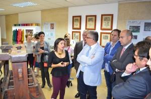 Se inaugura una nueva sala de exposiciones en Moncada