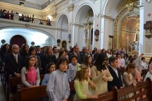 Sant Vicent Ferrer en Moncada