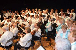 Música y teatro de mayores