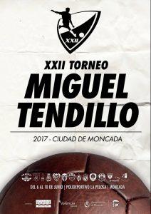 XXII Torneo Miguel Tendillo