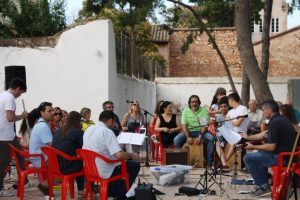 La parroquia Sant Jaume Apòstol de Moncada celebra su fin de curso