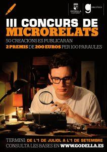 La Biblioteca de Godella lanza el III Concurso de Microrelatos