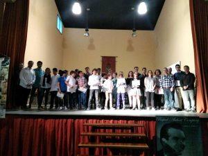 CENTRE ARTÍSTIC MUSICAL DE MONCADA CELEBRA EL XII CONCURS JOVES INTÈRPRETS ORGANITZAT PER LA FUNDACIÓ CULTURAL RAFAEL DE MONCADA