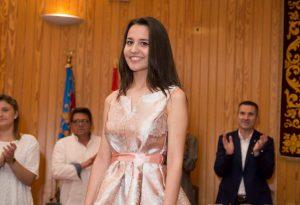 La joven Andreea Sandu ha sido elegida nueva Reina de Fiestas 2018 de Moncada