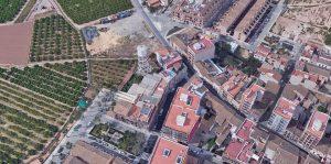 El Ayuntamiento de Foios inicia las expropiaciones de terrenos para finalizar la Ronda Oest de circunvalación