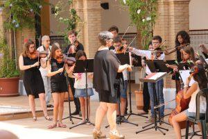 La Orquesta Juvenil del Casino Musical de Godella ofrece un concierto en el Seminario del EPLA