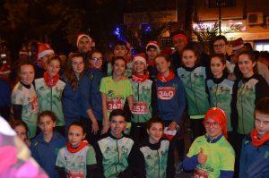 Moncada celebra la V San Silvestre 4K 2018