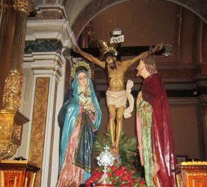 La Germandat del Santíssim Crist de la Providència de Alboraia clausura la celebració del seu 90 aniversari