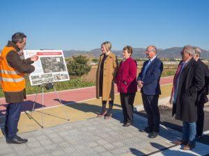 La Generalitat mejora la seguridad vial en la CV306 y en la antigua Via Xurra en el Puig