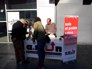 Ferran Cuadros torna a encapçalar la llista de A.Mun per a les eleccions municipals de maig a Montcada
