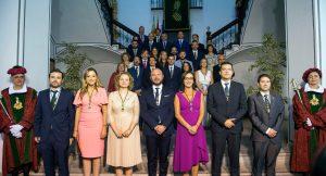 Amparo Orts i Jesús Gimeno membres de l'Ajuntament de Moncada nous Diputats Provincials
