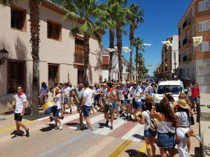 FESTES MUSEROS 2019  Museros inicia les seues festes amb el tradicional Xupinazo i un correbars