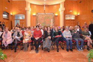 El Ayuntamiento de Moncada y las asociaciones de mujeres rinden homenaje a Carmen Alborch