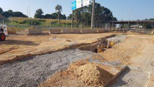 El Ministeri de Foment inicia les obres de construcció d'un accés per als vianants a l'aeroport de Manises
