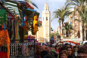 Torrent se viste de fiesta para celebrar la festividad de su patrón San Blai este fin de semana