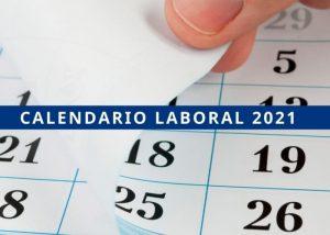 La Generalitat aprueba el calendario laboral para 2021 con 12 días retribuidos y no recuperables