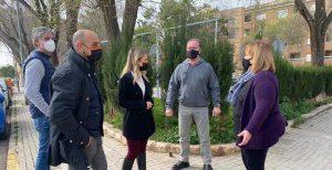 Vox Moncada denuncia las quejas vecinales por el lamentable estado del Parque de las Canastas