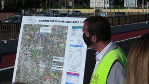 La Diputació de València ha obert hui dijous al trànsit la primera fase de la Variant Nord de Bétera